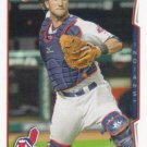 Yan Gomes 2014 Topps #620 Cleveland Indians Baseball Card