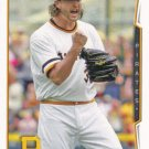 Jason Grilli 2014 Topps #159 Pittsburgh Pirates Baseball Card