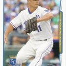 Jeremy Guthrie 2014 Topps #167 Kansas City Royals Baseball Card
