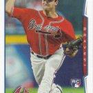 David Hale 2014 Topps Rookie #636 Atlanta Braves Baseball Card