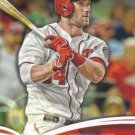 Bryce Harper 2014 Topps 'Future Is Now' #FN-29 Washington Nationals Baseball Card