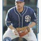 Chase Headley 2014 Topps #417 San Diego Padres Baseball Card