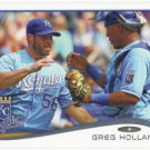 Greg Holland 2014 Topps #617 Kansas City Royals Baseball Card