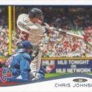 Chris Johnson 2014 Topps #619 Atlanta Braves Baseball Card