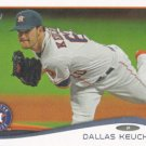 Dallas Keuchel 2014 Topps #482 Houston Astros Baseball Card
