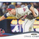 Craig Kimbrel 2014 Topps #425 Atlanta Braves Baseball Card