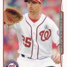 Adam LaRoche 2014 Topps #189 Washington Nationals Baseball Card
