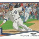Victor Martinez 2014 Topps #31 Detroit Tigers Baseball Card