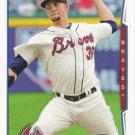 Mike Minor 2014 Topps #316 Atlanta Braves Baseball Card