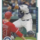 Jesus Montero 2014 Topps #529 Seattle Mariners Baseball Card
