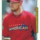 Brandon Moss 2014 Topps Update All Star #US-222 Oakland Athletics Baseball Card