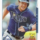 Wil Myers 2014 Topps #110 Tampa Bay Rays Baseball Card