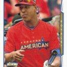 Salvador Perez 2014 Topps Update All Star #US-97 Kansas City Royals Baseball Card