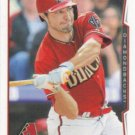 A.J. Pollock 2014 Topps #648 Arizona Diamondbacks Baseball Card