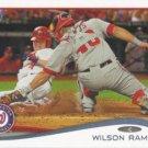Wilson Ramos 2014 Topps #645 Washington Nationals Baseball Card