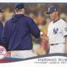 Mariano Rivera 2014 Topps #321 New York Yankees Baseball Card