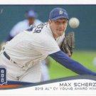 Max Scherzer 2014 Topps #630 Detroit Tigers Baseball Card
