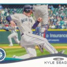 Kyle Seager 2014 Topps #73 Seattle Mariners Baseball Card