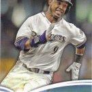Jean Segura 2014 Topps 'Future Is Now' #FN-8 Milwaukee Brewers Baseball Card