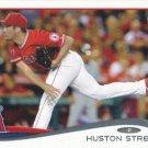 Huston Street 2014 Topps Update #US-56 Los Angeles Angels Baseball Card