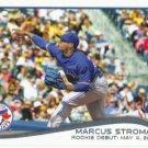 Marcus Stroman 2014 Topps Update Rookie #US-35 Toronto Blue Jays Baseball Card
