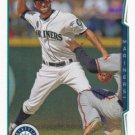 Chris Taylor 2014 Topps Update #US-180 Seattle Mariners Baseball Card