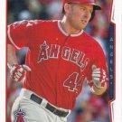Mark Trumbo 2014 Topps #43 Los Angeles Angels Baseball Card