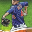 Zack Wheeler 2014 Topps 'Future Is Now' #FN-11 New York Mets Baseball Card
