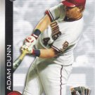Adam Dunn 2010 Topps 'Topps Town' #21 Washington Nationals Baseball Card