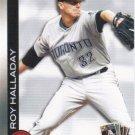 Roy Halladay 2010 Topps 'Topps Town' #TTT9 Toronto Blue Jays Baseball Card