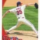 Cole Hamels 2010 Topps #70 Philadelphia Phillies Baseball Card