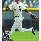 Alexi Ramirez 2010 Topps #29 Chicago White Sox Baseball Card