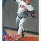 Anthony Swarzak 2010 Topps #22 Minnesota Twins Baseball Card