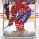 Brendan Gallagher 2014-15 Upper Deck MVP #20 Montreal Canadiens Hockey Card