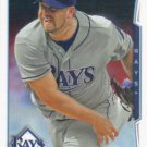 Heath Bell 2014 Topps #546 Tampa Bay Rays Baseball Card