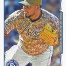 Joaquin Benoit 2014 Topps Update #US-326 San Diego Padres Baseball Card