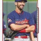 Matt Carpenter 2014 Topps Update All Star #US-258 St. Louis Cardinals Baseball Card