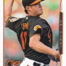 Wei-Yin Chen 2014 Topps #138 Baltimore Orioles Baseball Card