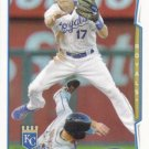 Chris Getz 2014 Topps #298 Kansas City Royals Baseball Card