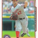 Gio Gonzalez 2014 Topps #523 Washington Nationals Baseball Card