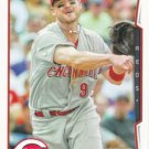 Jack Hannahan 2014 Topps #80 Cincinnati Reds Baseball Card