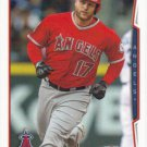 Chris Iannetta 2014 Topps #154 Los Angeles Angels Baseball Card