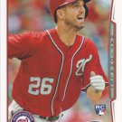 Jeff Kobernus 2014 Topps Rookie #443 Washington Nationals Baseball Card