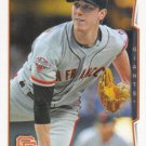 Tim Lincecum 2014 Topps #397 San Francisco Giants Baseball Card