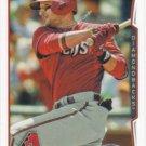 Martin Prado 2014 Topps #349 Arizona Diamondbacks Baseball Card