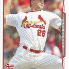 Trevor Rosenthal 2014 Topps #171 St. Louis Cardinals Baseball Card