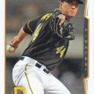 Tony Watson 2014 Topps Update #US-130 Pittsburgh Pirates Baseball Card