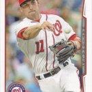 Ryan Zimmerman 2014 Topps #378 Washington Nationals Baseball Card