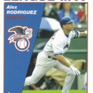 Alex Rodriguez 2004 Topps AL MVP #716 Texas Rangers Baseball Card