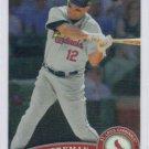 Lance Berkman 2011 Topps Chrome #141 St. Louis Cardinals Baseball Card